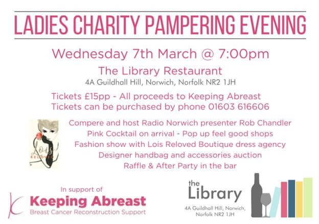 The Library Ladies night